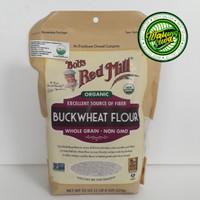 bob's red mill organic buckwheat flour 624 gram