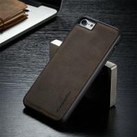 Caseme Original Leather Back Cover Case Iphone 7 Plus 7+