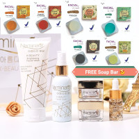 Skincare Naminara Luxury bright package