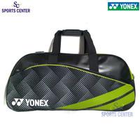 New Tas Raket Badminton / Bulutangkis Yonex LSQ10 Black Lime