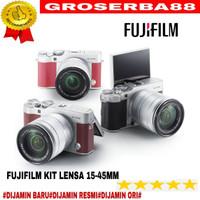 kamera FUJIFILM X-A3 BERIKUT LENSA 16-50MM Fujifilm xa3