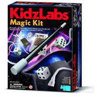 4M Kidzlabs Magic Kit - Mainan Kreatif Trick Sulap dan Ilusi