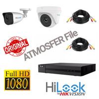 PAKET CCTV HILOOK 2CH FULL HD 1080P ORIGINAL BY HIKVISION