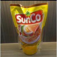 Minyak goreng sun co 2L / 1dus@6pcs