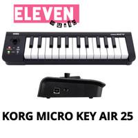 korg microkey air25 air 25 keyboard controller