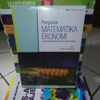 pengantar matematika ekonomi jilid 1 edisi 13