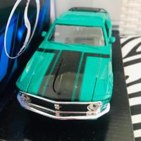 Diecast Maisto Ford Mustang Boss 302 1970 (1:24)