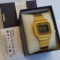 Jam Tangan Casio Illuminator + BOX ORIGINAL