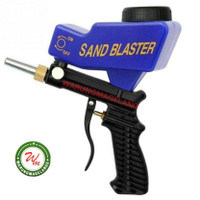 JOUSTMAX Sand Blaster Gravity Pneumatic Gun Penghilang Karat 90 PSI