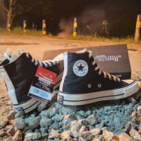 Sepatu Converse All Star Chuck Taylor II Vietnam Lunarlon/blackwhite - black white, 39