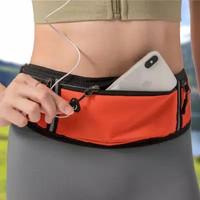 Waterproof Sport Belt 3 POCKETS / Fitness Running Outdoor HP Bag