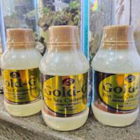 JELLY GAMAT JELI GOLD G 100ml X 3btl = 300ml Original 3 pcs