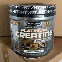 Muscletech Platinum 100% Creatine 400 gram 80 serving BPOM