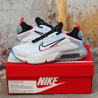 Nike Air Max 2090 Pure Platinum Original Sneakers - Putih, 37.5