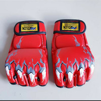 WOLON Gloves MMA dewasa sarung tangn tinju Boxing Glova UFC