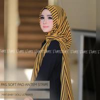 Jilbab instan Padatem Stripe by Flow Idea