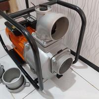 water pump 4 inch electro motor 2hp merk Robotech