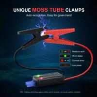 Powerbank Smart Intelligent Clip Kabel Jump Jumper Aki Mobil