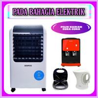Denpoo Air Cooler / Penyejuk Ruangan AR-1208 XF 6.5 Liter