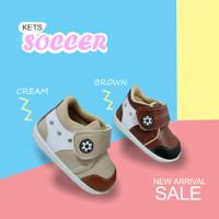 Sepatu Kets Anak Laki - Laki Kets Soccer AF07