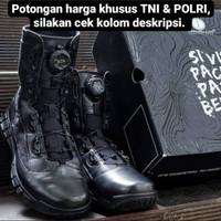 parabellum xtracx BOA light sepatu tactical PDL TNI POLRI