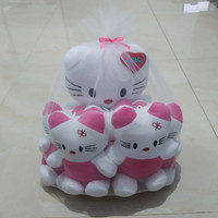 Boneka hello kitty beranak