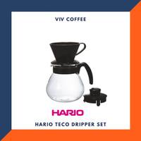 Coffee Maker Hario Teco Dripper Set
