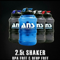 Shaker ANS Galon Mini 2.5Liter Botol Air Minum