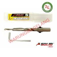 Mata Bor kayu Salad cutter drill 3 x 6 x 100mm SOLID