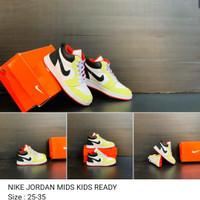 Sepatu Anak Nike Jordan Unisex Kualitas Sangat Bagus