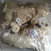 "Sepatu Delta Tactical Army 6 Warna Sand Hitam - DELTA 86 ""FREE"""
