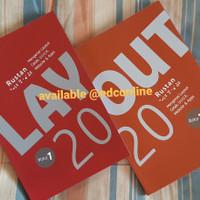 buku desain layout versi 2020 surianto rustan paket 2 buku