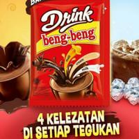 Drink Beng Beng 30gr Renteng - Minuman Coklat