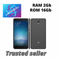 Xiaomi redmi note 2 16Gb black garansi distributor