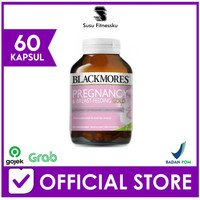 Blackmores Pregnancy & Breast - Feeding Gold 60 Tablet