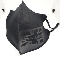 Maske Scuba Adjustable Royal Enfield black edition