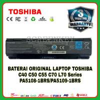 Baterai Laptop Toshiba Satellite C55D-A C55DT C55DT-A C55T C55T-A C70