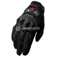 Sarung tangan SCOYCO MC29 BLACK / GLOVE