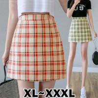 828 Bigsize XL/XXL/XXXL Mia Skirt/Korean Mini Skirt/Rok Pendek