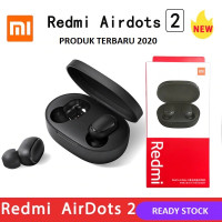 Xiaomi Redmi Airdots 2 TWS Headset Bluetooth Wireless Redmi Airdots 2