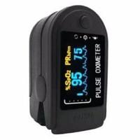 fingertip pulse oximeter oxymeter spo2 alat pengukur detak jantung
