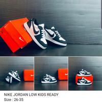 Sepatu Anak Nike Jordan Low Unisex Kulitas Sangat Bagus
