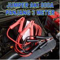 Kabel Jumper Aki Mobil 800 Ampere 3 meter