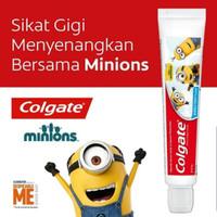 COLGATE Kids Minion Toothpaste Pasta Gigi Anak Minion 40gr