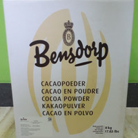 Bensdrop Cocoa Powder 8 kg Fat 22/24 %
