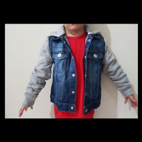 Jacket Jean Denim Anak H&M