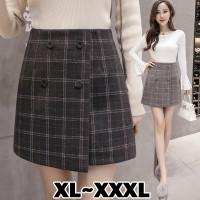 833 Bigsize XL/XXL/XXXL Yejin Skirt/Korean Mini Skirt/Rok slim HW
