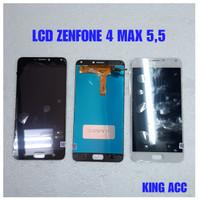 Lcd asus zenfone 4 max 5.5 zc554kl x00id complete ori black and white