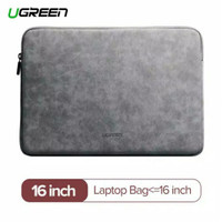 Ugreen Tas Notebook 16 inch Ugreen Bag Case Sleeve Storage Laptop 16""
