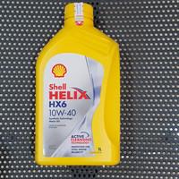 Oli Mobil Shell HELIX HX6 10W-40 1L